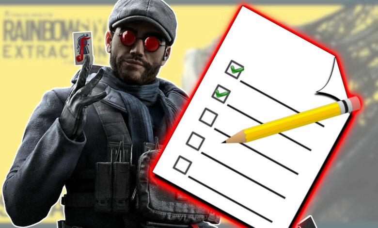 Digo: El nuevo Rainbow Six: Extraction necesita 3 cosas de Siege para ser realmente bueno