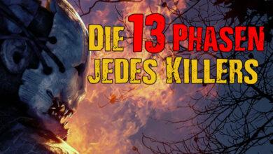 Las 13 fases de cada jugador asesino en Dead by Daylight