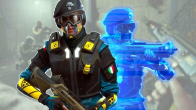Estos son los personajes jugables de Rainbow Six: Extraction y lo que pueden hacer