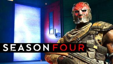 CoD Warzone & Cold War show roadmap of Season 4 - Con 5 nuevas armas y evento en vivo