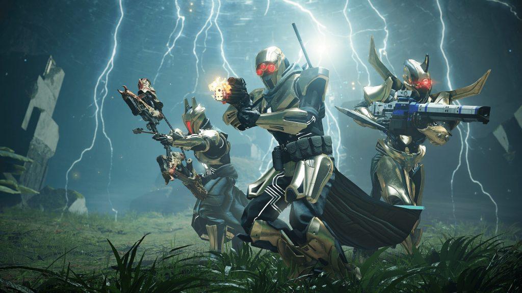 Guardians Power Exotic Invasion Destiny 2 Título