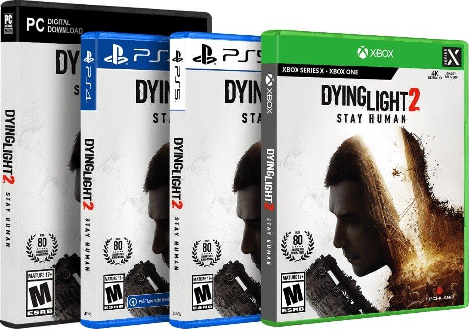 dying light 2 edición estándar