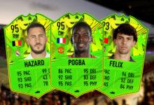 FIFA 21: Festival of FUTball - Team 2 trae cartas fuertes para Hazard y Pogba