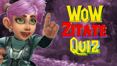 Prueba de WoW: ¿conoces las mejores citas de Warcraft?