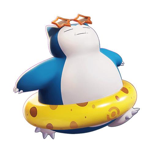 Diseño de Snorlax de Pokémon Unite