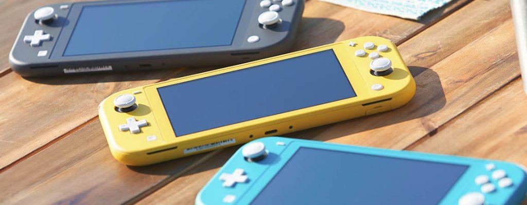 Reserva Nintendo Switch Lite