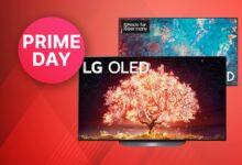 Amazon Prime Day: LG OLED 4K TV para PS5 y Xbox Series X a un precio excelente