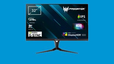 Uno de los mejores monitores para juegos cuesta menos que nunca en Prime Day