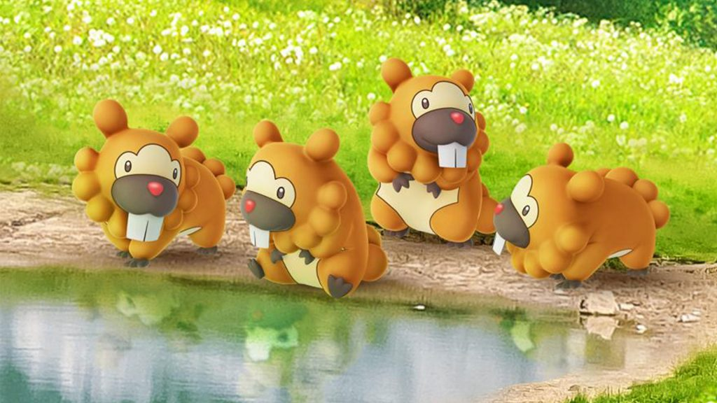 Pokémon GO - Atrapa a Bidiza EP