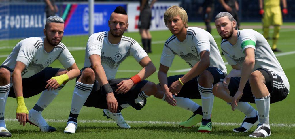 Clubes profesionales de FIFA 19