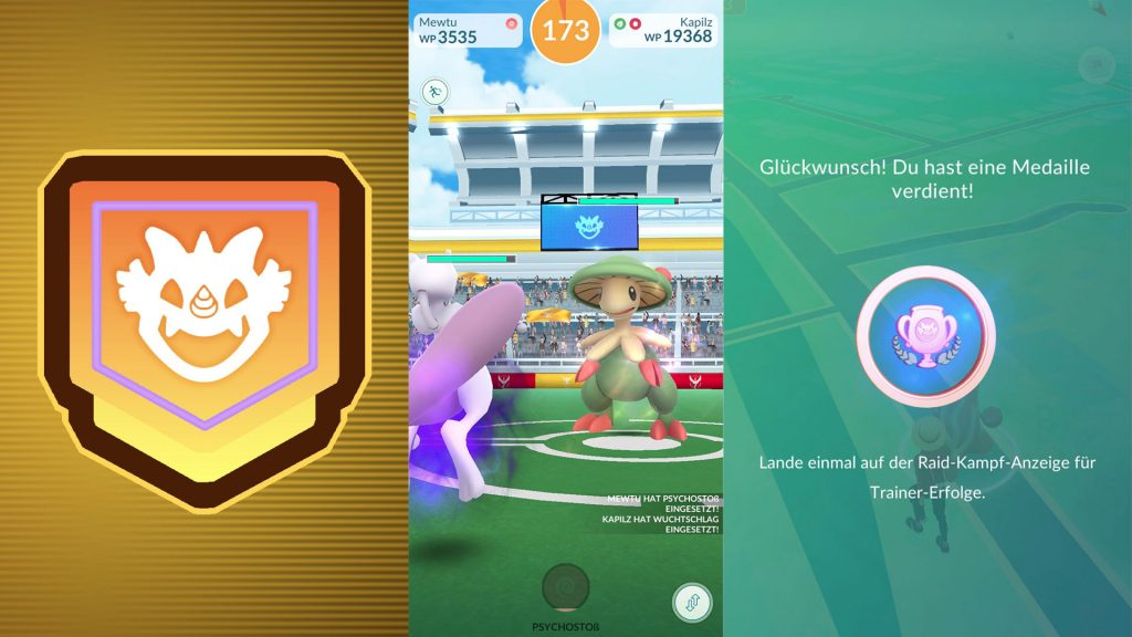 Pokémon GO nueva arena de incursión