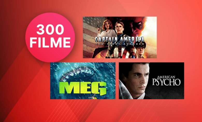 Amazon Prime Day: Oferta de inicio temprano: alquila más de 300 películas por 99 centavos cada una