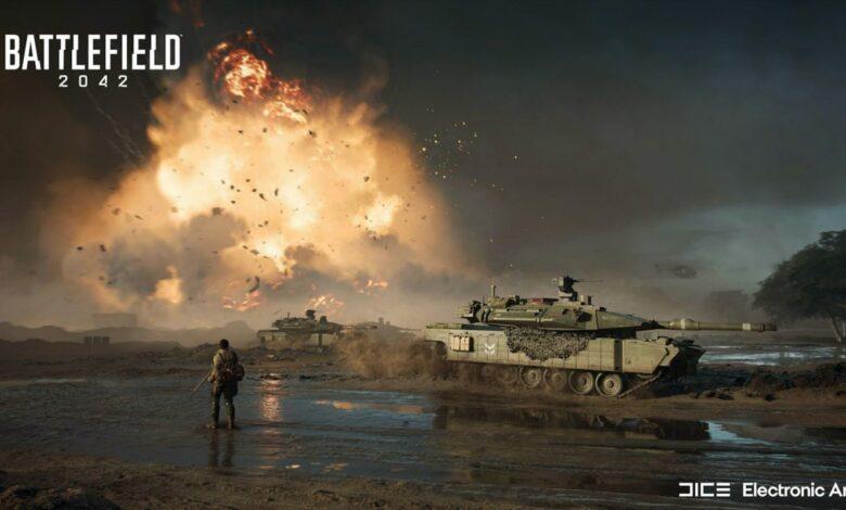 Battlefield 2042 Gameplay Reveal: este será el próximo evento al que deben asistir los fanáticos
