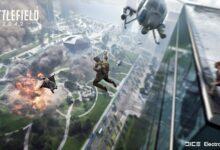 Battlefield 2042 muestra el tamaño de sus 7 mapas de lanzamiento en comparación con mapas antiguos