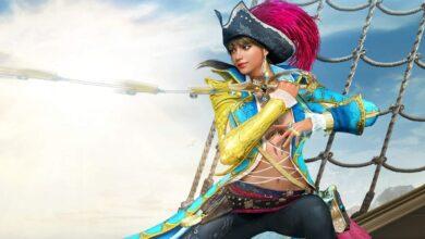 Black Desert presenta la nueva clase Corsair: es una mezcla única de pirata y sirena.