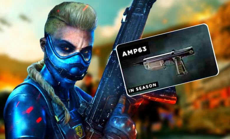 CoD Warzone & Cold War: así es como obtienes la nueva pistola AMP63 antes de su lanzamiento