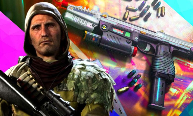 CoD Warzone & Cold War: la nueva pistola AMP63 está disponible, por lo que puede obtenerla rápidamente