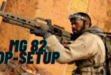 CoD Warzone tiene una nueva arma quirúrgica: asegúrate de jugar el MG 82 antes de que sea demasiado tarde