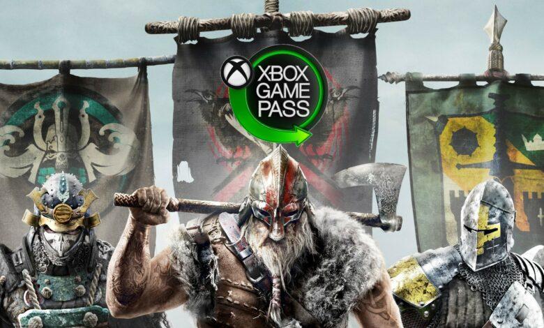 Con For Honor, un nuevo juego llegará a Xbox Game Pass en junio que te ofrece una acción multijugador realmente genial.