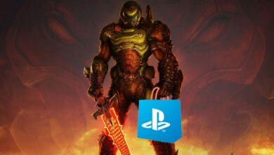 Doom Eternal finalmente tiene su actualización de próxima generación, con una gran captura en la PS5