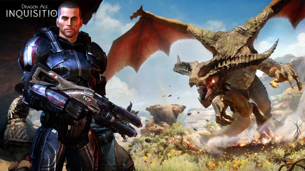 Efecto de masa de Dragon Age
