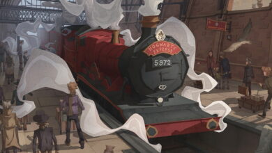 El nuevo juego móvil de Harry Potter atrae a los fanáticos de los juegos de cartas, RPG y PvP