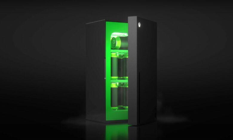 El verdadero ganador del E3 2021 es claramente el Xbox Mini-Fridge