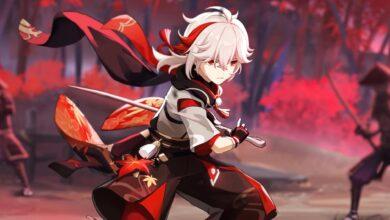 En 1.6, Genshin Impact trae a un samurái errante con Kazuha: estas son sus habilidades