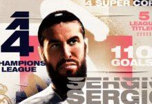 FIFA 21: EA Sports celebra la salida de Sergio Ramos del Real Madrid: ¿se acerca el final de una era?