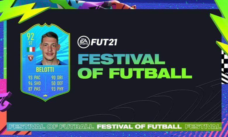 FIFA 21: Goles Andrea Belotti Jugadora Nacional de Italia - Festival Of FUTball