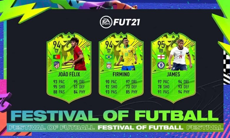 FIFA 21: Predicción Path to Glory Team 2 - Festival Of FUTBall