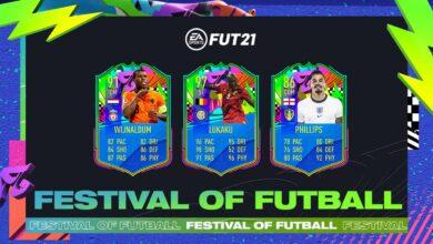 FIFA 21: Predicción del partido por equipos Día 1 - Festival Of FUTBall