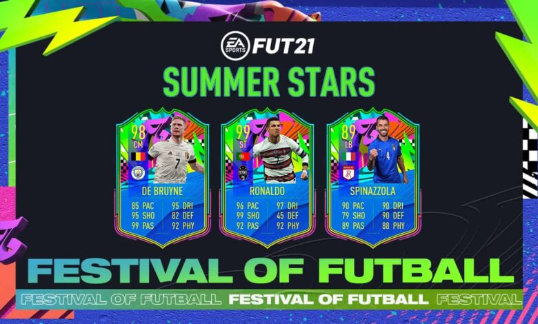 FIFA 21: Prediction Summer Stars - Festival Of FUTBall