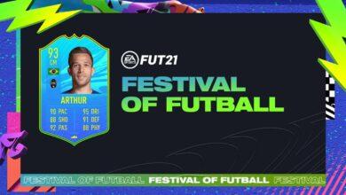 FIFA 21: SBC Arthur National Player Brazil - Festival Of FUTball