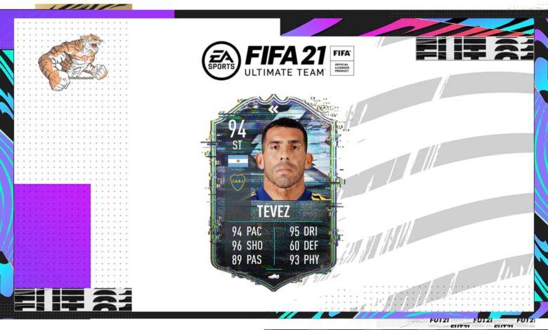 FIFA 21: SBC Carlos Tevez Flashback - Descubre los requisitos y las soluciones