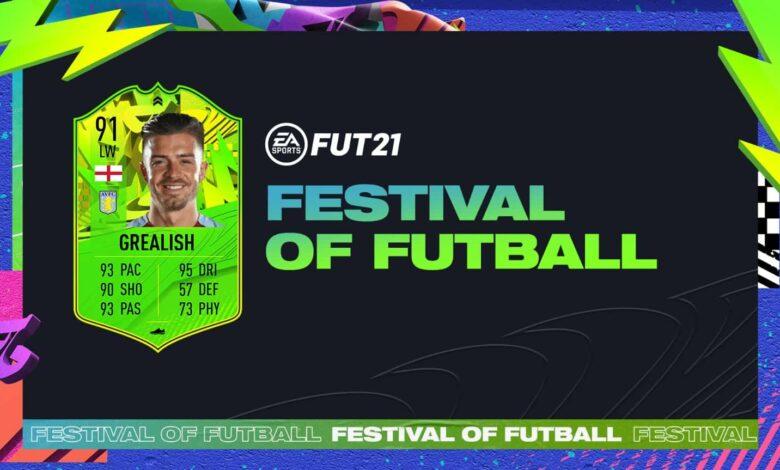 FIFA 21: SBC Jack Grealish Path to Glory - Festival Of FUTball