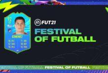 FIFA 21: SBC Jose Maria Gimenez National Player - Festival Of FUTball