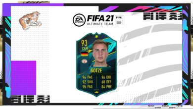 FIFA 21: SBC Mario Gotze Moments - Descubre requisitos y soluciones