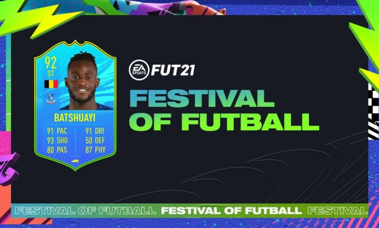 FIFA 21: SBC Michy Batshuayi Jugador Nacional de Bélgica - Festival de FUTball