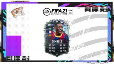 FIFA 21: SBC Ousmane Dembele Flashback - Descubre los requisitos y las soluciones