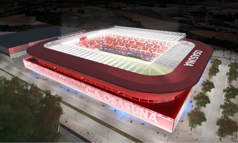 FIFA 22: El Sadar - ¿Viene el escaneo del estadio de Osasuna?