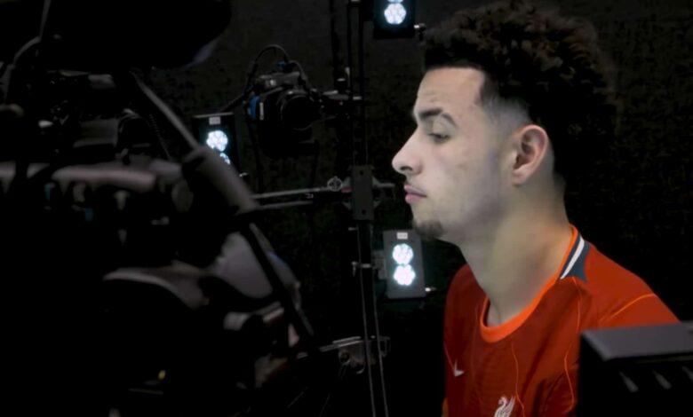 FIFA 22: nuevas caras de escaneo para el Liverpool