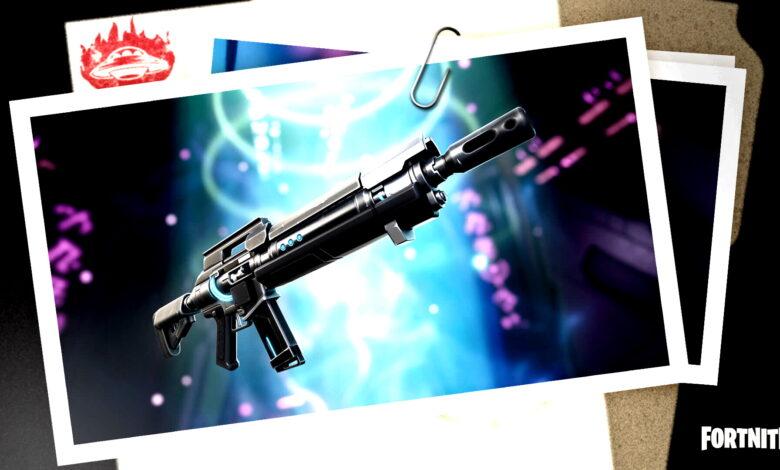 Fortnite: aquí encontrarás todos los nuevos jefes y el mítico rifle de pulso