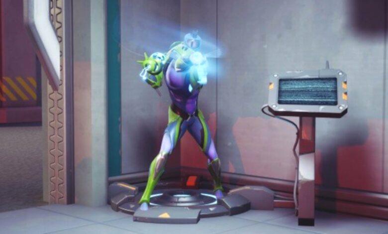 Fortnite: así que te subes a un escáner corporal: desafío de la temporada 7