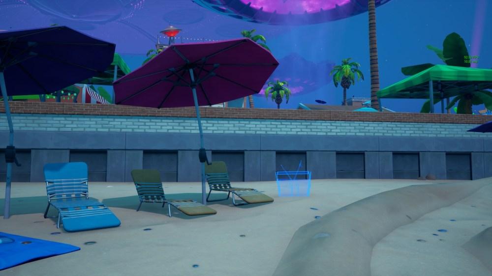 creyentes playa fortnite boomboxes