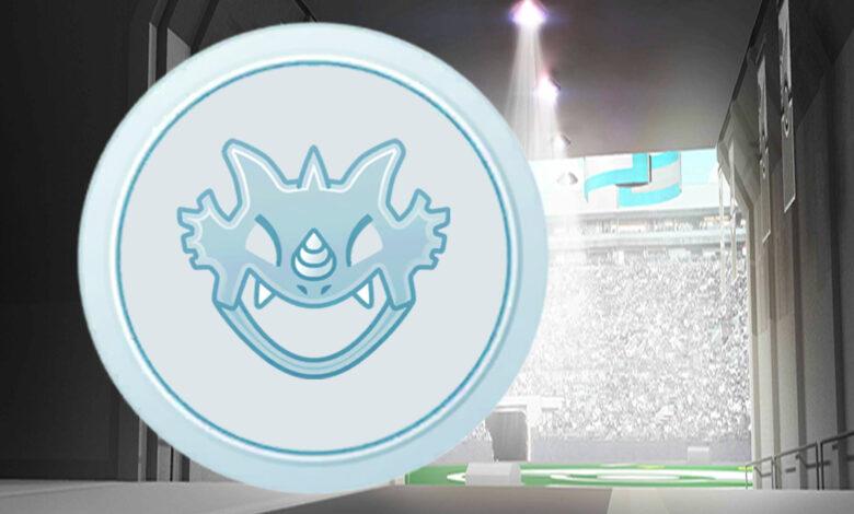Fuga en Pokémon GO muestra una nueva medalla de platino: ¿para el estadio de incursión?