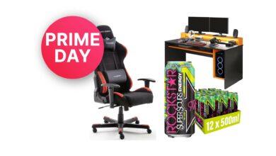 Juega más tiempo con estas ofertas de juegos de Amazon Prime Day
