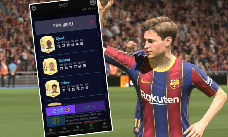 La nueva función cambia totalmente FIFA 21: los jugadores quieren que llegue FIFA 22