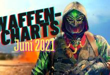 Las 10 armas más populares en CoD Warzone en junio de 2021 - Con configuraciones de jugador