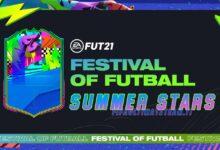 Llegan las cartas especiales de FIFA 21: Summer Stars